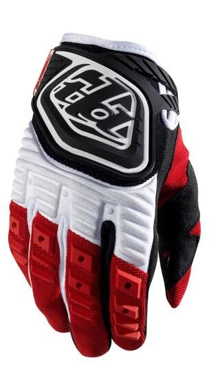 Troy Lee Designs GP Glove red black